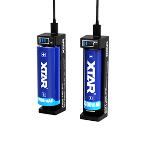 Image 5 - XTAR MC1 artı LED mikro usb pil şarj cihazı 21700 20700 10440 14500 14650 16340 18650 17335 22650 26650 3.6/3.7V Li ion