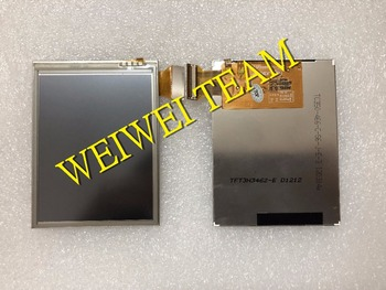 3.5 inch LCD screen for Honey well Dolphin 6500 display with touch screen panel digitizer 100% High quality