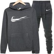 Fashion Brand Hoodies Sweatshirt Men/Women Hoodie Tracksuit Sport Sweatshirts+Sweatpants Suits Hooded  Pullover Hoody clothing