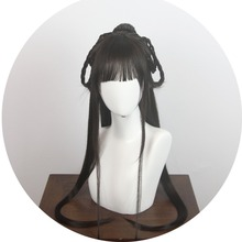 80cm shaped ancient princess beauty hairbeautiful hair whole set vintage piece chinese
