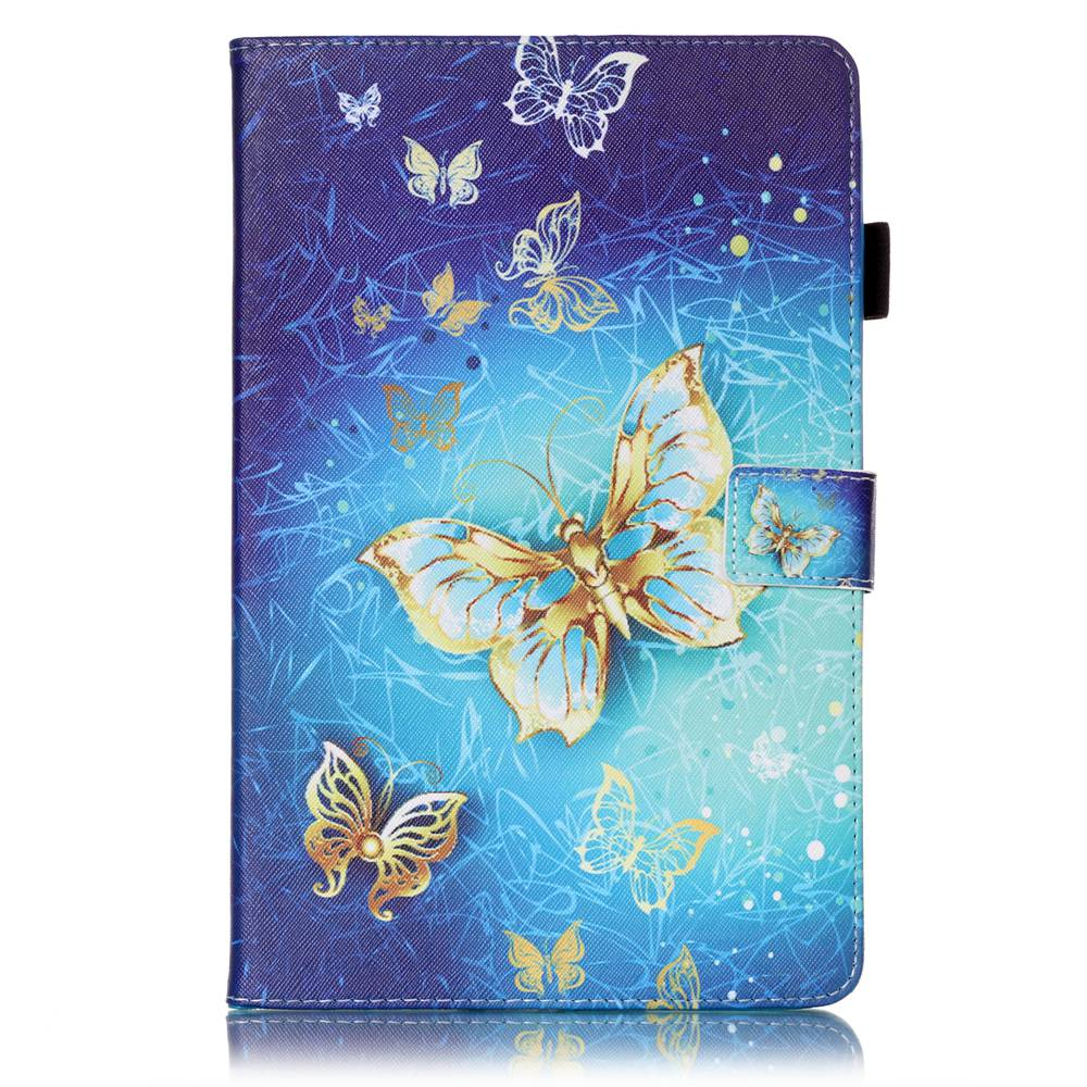 T560 Table Book Wallet PU Leather Stand Case Cover For Samsung Galaxy Tab E 9.6 T560 SM-T560 T561 Case with Card Holder