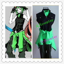 Vocaloid Love is War 2 GUMI Cosplay Costume Custom Made Free Shipping