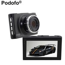 Podofo Novatek 96223 Car DVR 3″ Full HD 1080p Car Camera Cycle Recording G-sensor Recorder Dashcam Video Registrator Dash Cam
