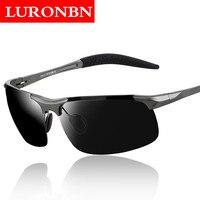 Luronbn высококачественные поляризованные солнцезащитные очки для мужчин UV400 HD взрывные линзы солнцезащитные очки для мужчин Oculos De Sol Masculino
