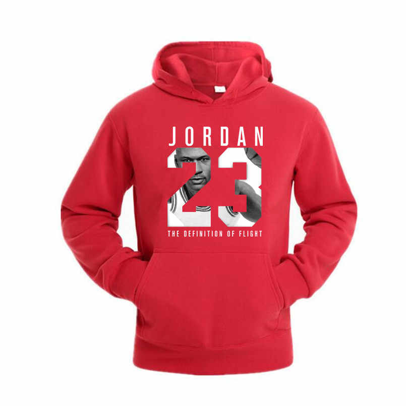 f29c886f0af ... Hot 2018 New JORDAN 23 Letter Print Sweatshirt Men Hoodies Fashion  Suprem Hoody Men Pullover Mens ...