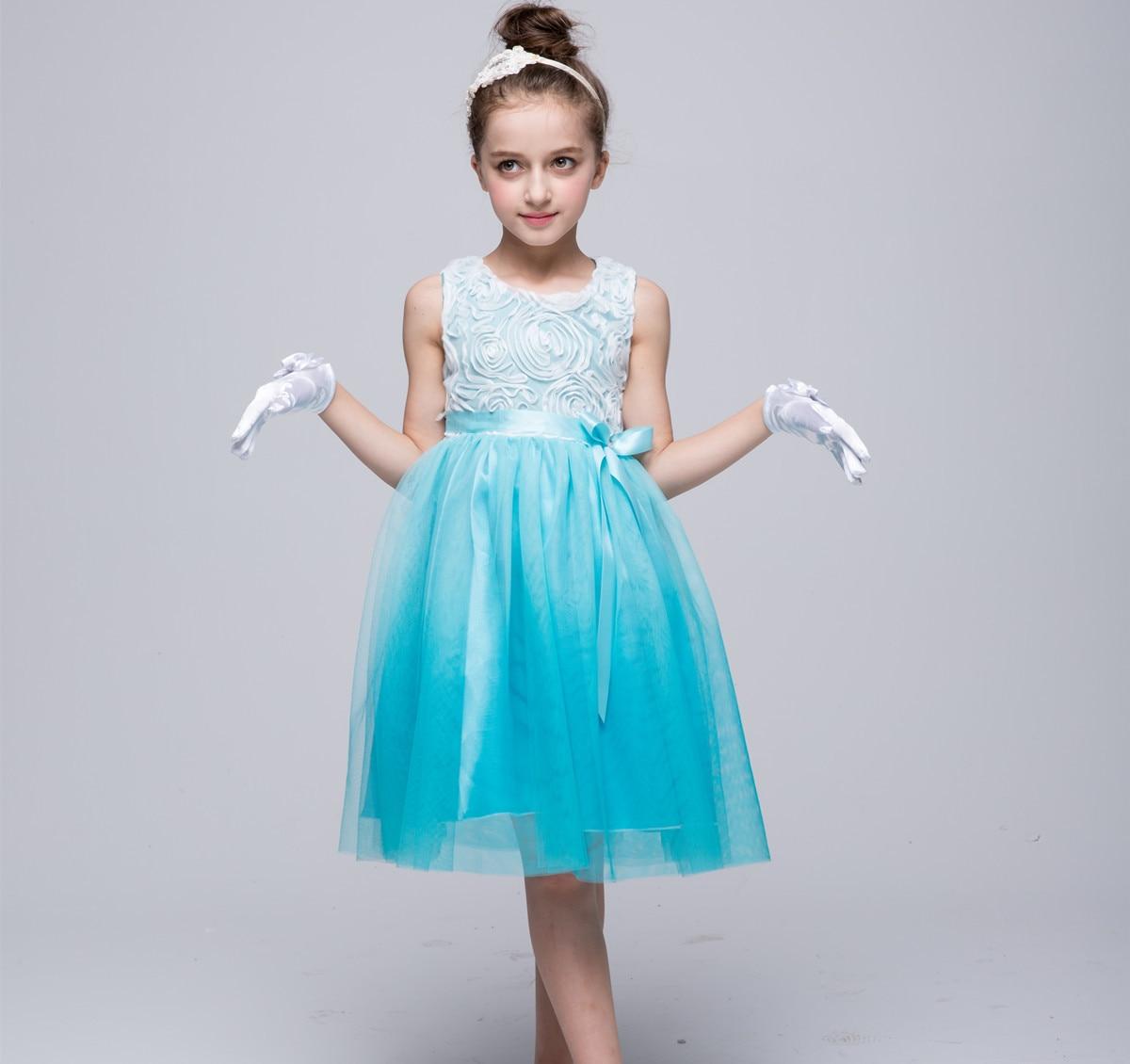 Ungewöhnlich Kinder Kleider Hochzeit Bilder - Brautkleider Ideen ...