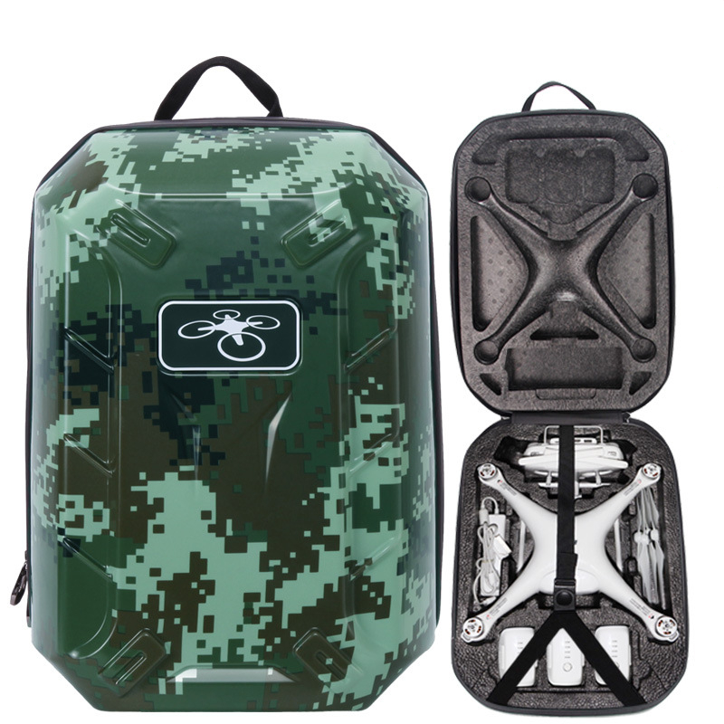 DJI Phantom 3 /4 accessories Waterproof hardshell Backpack Shoulders Bag For DJI Phantom 4 RC Drone phantom phantom ph2139