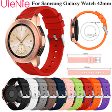 For Samsung Gear S2 Frontier/classic design watchbands for Galaxy watch 42mm strap Watch Active band