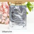 100 pares/lote sob Pestana Extensão Lint Grátis Eye Gel Patches Papel Pad Olho para Cílios Extension com Freeshipping