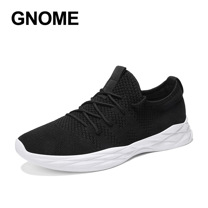 Adulto Professionnelles Casual Sneakers Marque Gnome white gray Chaussures red Black Anti Masculino Pour Tenis Nouvelle Hommes slip Maille vOqqwx1Xn