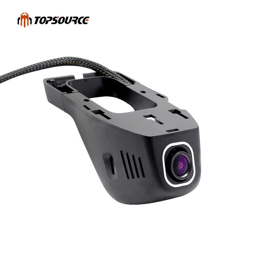 Автомобильный видеорегистратор камера видео портативный рекордер WiFi приложение Novatek 96655 IMX 322 dvr Full HD 1080p регистратор с ночным видением видеорегистратор 30 кадров в секунду