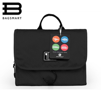 2016 New Waterproof Travel Case Travel Toiletry Bag Cosmetic Packing Organizer Multifunctional Hanging Wash Bag Makeup