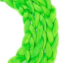 Synthetic Jumbo Braids hair