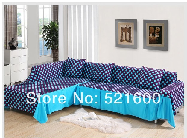 Lovely Hot Sale Pure Cotton Twill Printed Sofa Cover /sofa Cushion/ Slip Cover /  Cotton Slipcover Sofa Towel High Quality Free Shipping In Bedding Sets From  Home ...