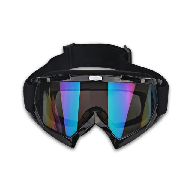 Beliebte Marke Brille Brille Außen Off-road Racing Atv Dirt Bike Motorrad-schutzbrille Eyewear Objektiv Ski