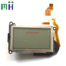 עבור ניקון D7100 D7200 למעלה LCD למעלה כיסוי מסך תצוגת מצלמה תיקון חלק חילוף יחידה