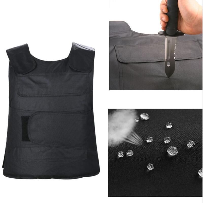Bulletproof Vest Security Guard Vest Anti Tool Customized