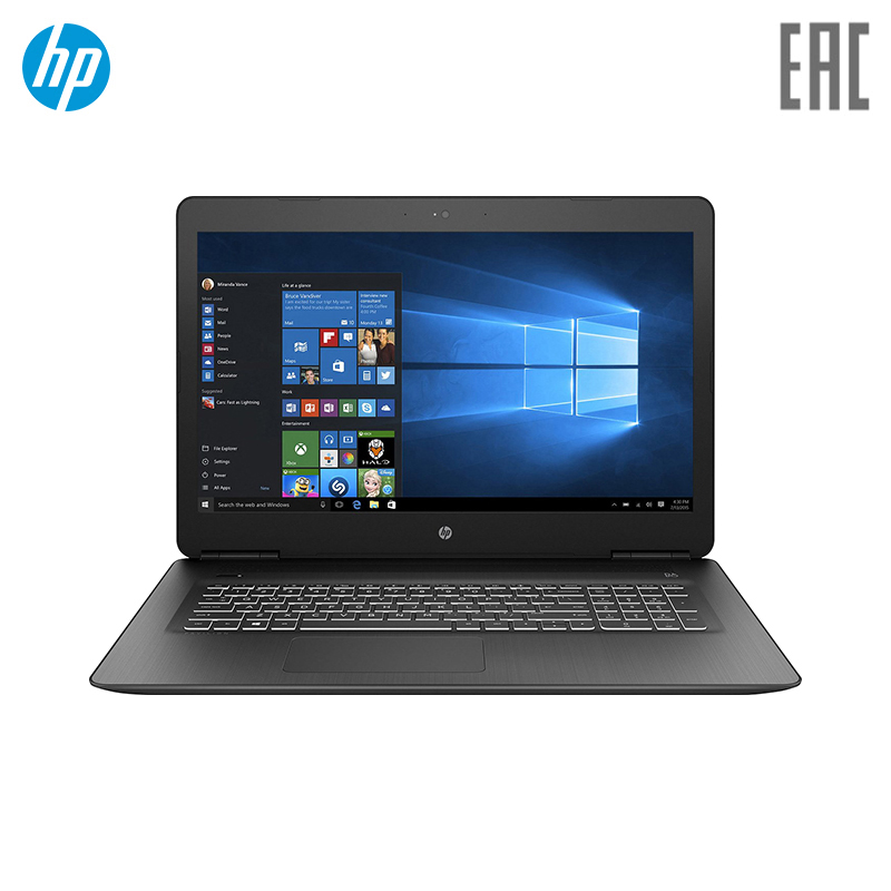 Computer Office Laptop HP 17-ab317ur 17.3