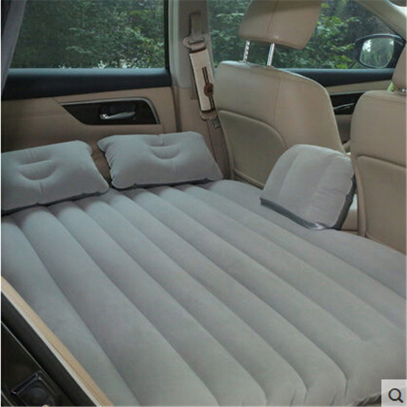 Large Size Durable Car Back Seat Cover Car Air Mattress Travel Bed Moisture  proof Inflatable Mattress Air Bed for Car Interior-in Car Travel Bed from  ... 84f47809b376