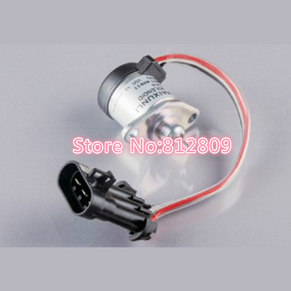 6689034 12v , Shut Down Solenoid For A300 S220 S250 S300 S330 Free Shipping картридж cactus cs bci24bk для canon s200 s200x s300 s330 s330 photo i250 i320 i350 i450 i455 i470d i475d mp110 mp130 mp360 mp370 mp3