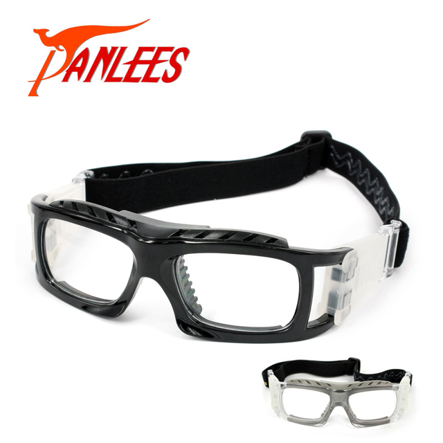 ba48f4a755f Prescription Sports Goggles Prescription Football Glasses Handball Sports  Eyewear with elastic band Free Shippin