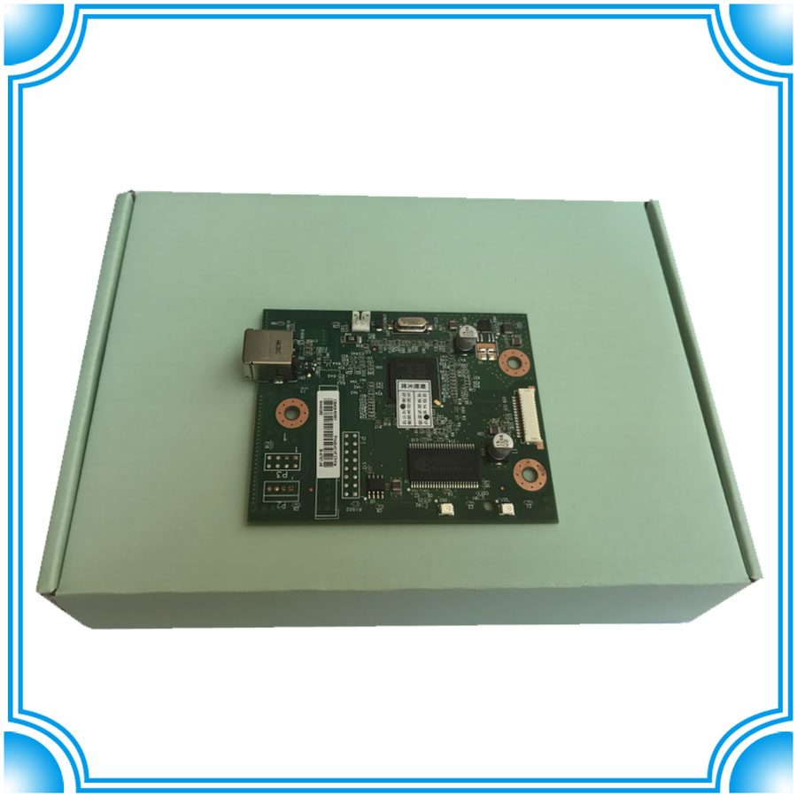 NEW for HP LaserJet 1018 1020 Formatter Pca Assy Formatter Board logic Main Board MainBoard mother board CB409-60001 bulk price 5 pieces lots pt093 logic board for canon l100 l150 formatter board original and new officejet printer parts