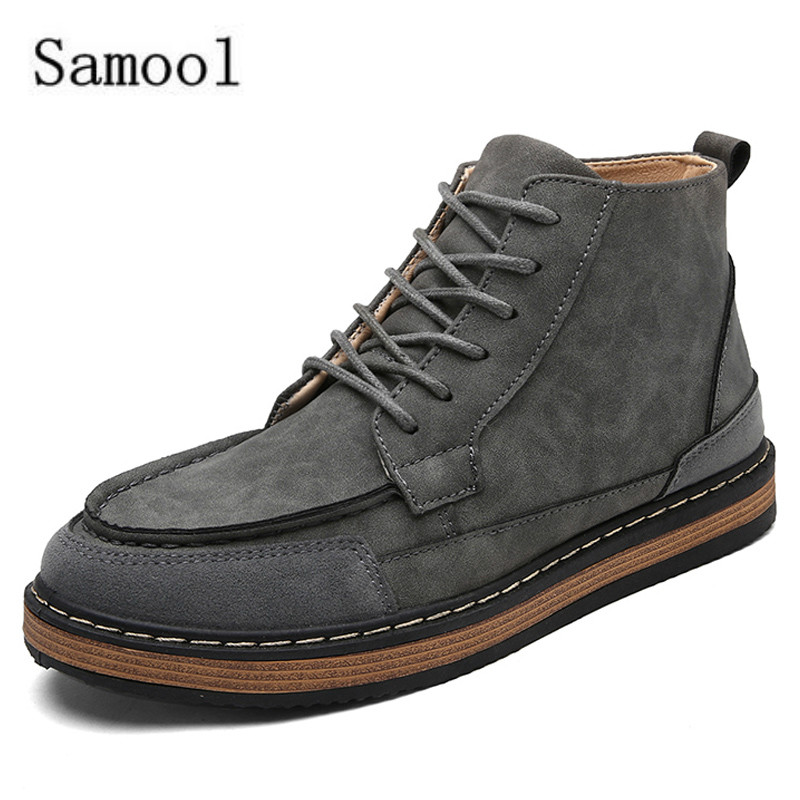 2017 Simple Common Projects Breathable Lace Up Handmade Leather Shoes Casual Leather shoes Party Shoes Men Winter Shoes managing projects made simple