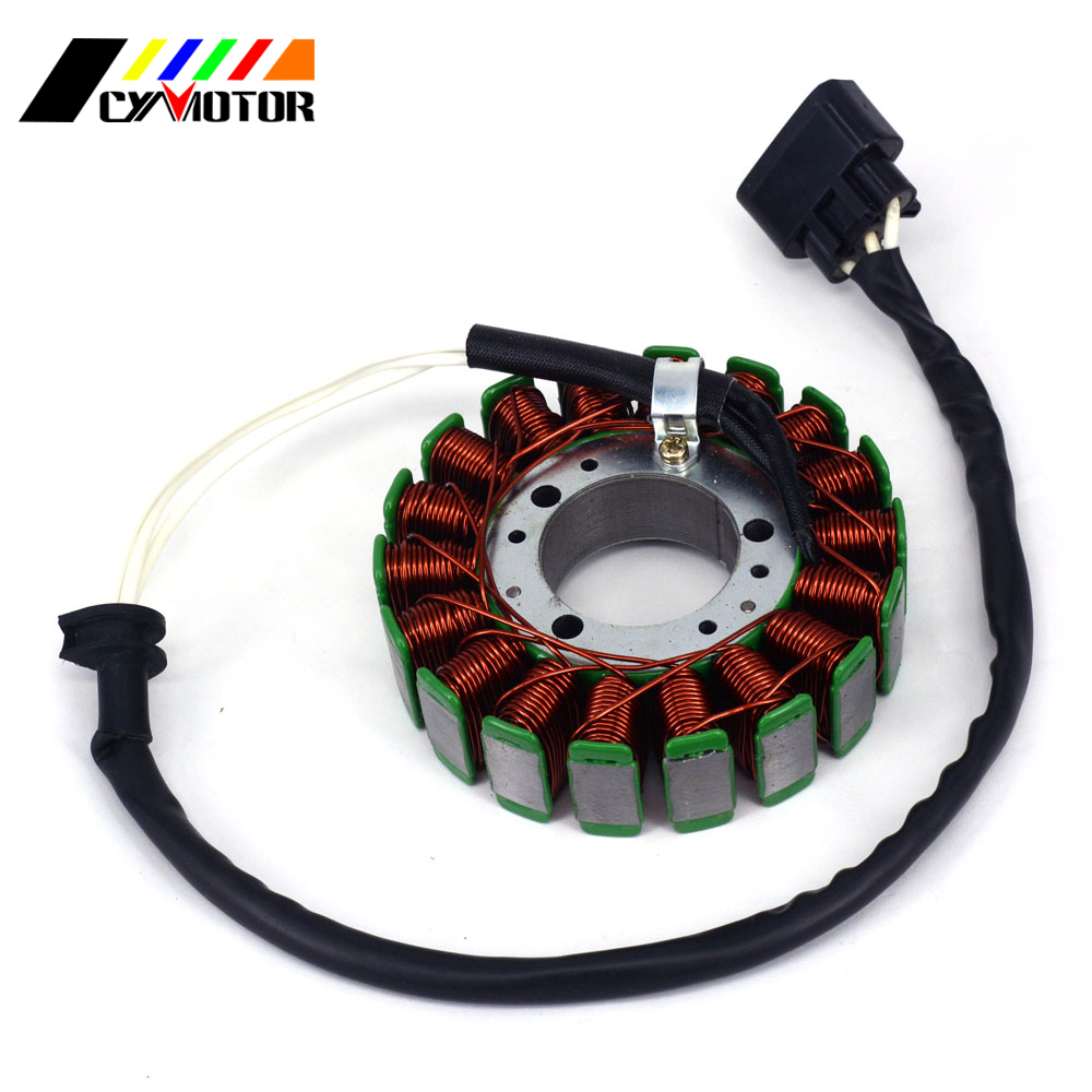 Motorcycle Magneto Generator Alternator Engine Stator Charging Coil Parts For YAMAHA YZF R1 YZF-R1 YZFR1 2002 2003 02 03