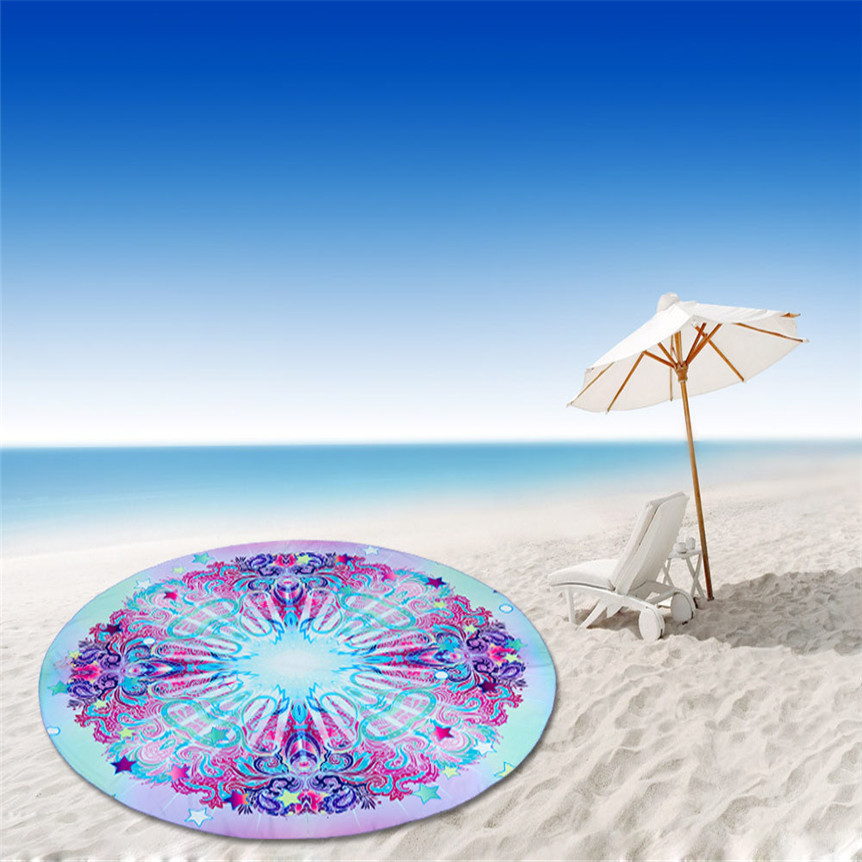 Cycle Zone Lovely Pets Round Wall Hanging Tapestry Wall Bedspread Beach Towel Mat Blanket Table 0524