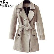 элегантное пальто женщин, пальто,