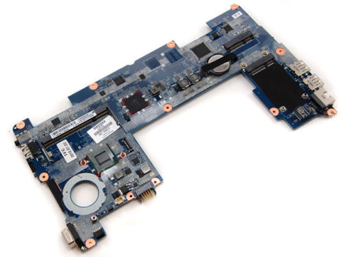 ФОТО 612852-001 For 210 Laptop Motherboard Atom N450 Cpu onboard DDR2