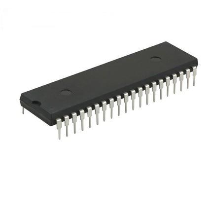 DIP40 8BIT FLASH MCU 16F877 MICROCHIP PIC16F877-20//P IC