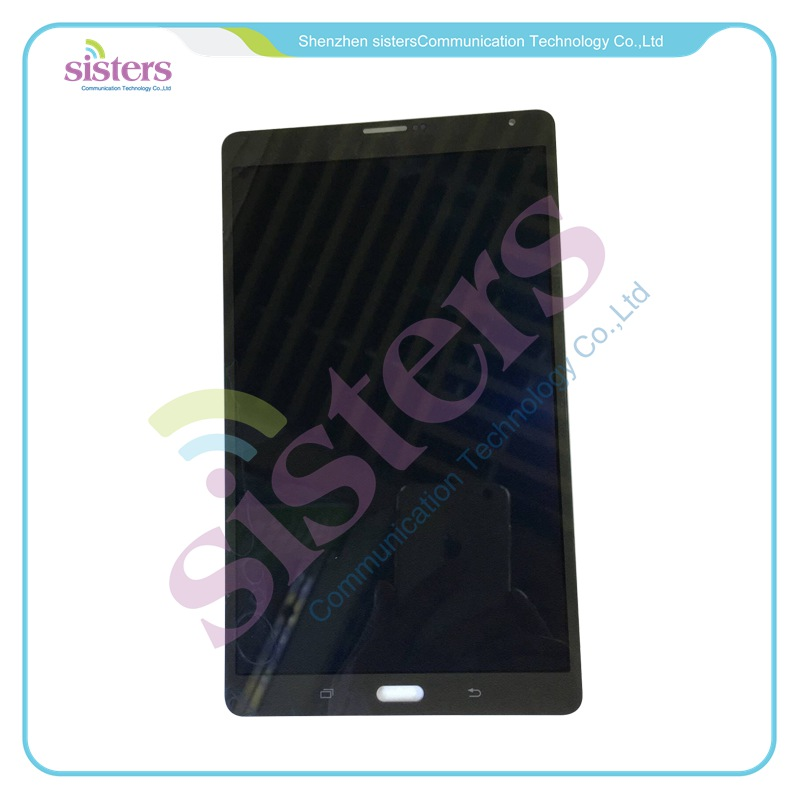 100% Original nouveau pour 8.4 Samsung Galaxy Tab S T705 3G LCD panneau d'affichage tactile numériseur écran en verre assemblage