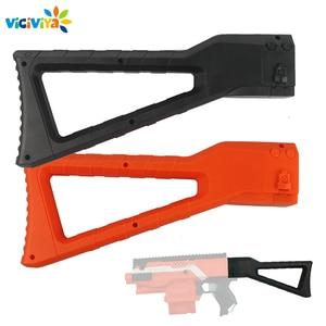 Image 1 - Viciviya Mod Spalla Pieghevole Coda Stock Buttstock Pistola Giocattolo Accessori Per Nerf N strike Elite Series Giocattoli FAI DA TE