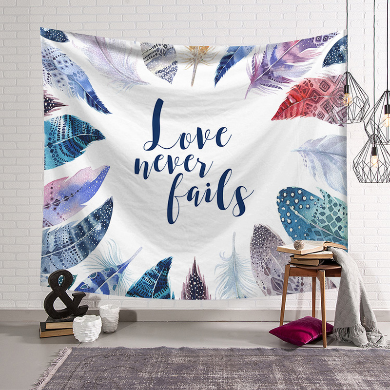 Large Hanging Wall Tapestry 1