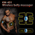 Smart Wireless Loss Slimming Massager Hous abdominal muscles intensive training Multi-Function EMS abdominal training Device