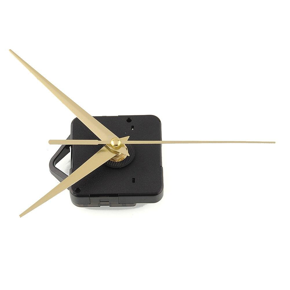 Роскошный механизм для кварцевых часов запчасти механизма ремонт часов часы «сделай сам» Инструменты С Золотым треугольником руки тихий беззвучный