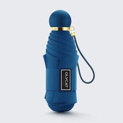 Petit UV Protection Mini Parasol pluie femmes hommes parapluie Mini poches parapluie petit pliant enfant parapluie hommes soleil pluie équipement Z585