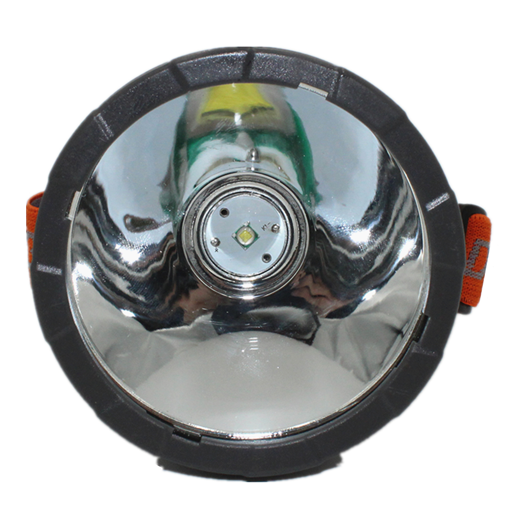 200M Rechargeable LED Headlight 3 Modes Headlamp Bike Bicycle Head light Lamp Torch + USB Cable / Built-in 3000mAh Battery
