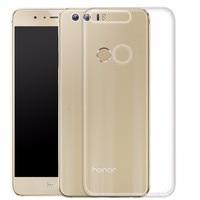 Huawei Honor 8 Case Thin Tpu Honor 8 Tempered Glass Screen Protector Full Cover Flim Mofi