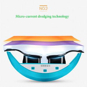 Image 5 - Eye Massager Restore Vision Training Recovery Eye Massager Eye Instrument Wireless 3D Child Myopia Treatment Massage Eye Glasses