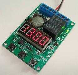 Пекинскому времени Управление Relay/multi сегмента точка/Напряжение Управление таймер/временным разделением Дата цикл/cc_v2.1