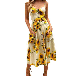 ff0c351ebea4 MOXFCIZO Long Summer Women Sexy Maxi Vintage Dress Vestido