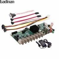 GADINAN 16 Channel AHD DVR 1080P 16CH AHD CVI TVI DVR 2MP CCTV Video Recorder 5