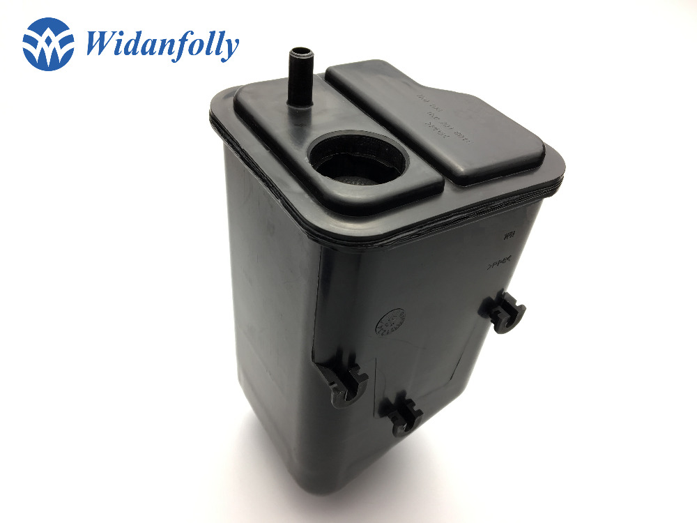 Widanfolly Carbon Charcoal Canister For Golf Jetta MK5 MK6 A3 TT OCTAVIA <font><b>1K0201801E</b></font> 1K0 201 801 E 1K0 201 797 AE 1K0201797 image