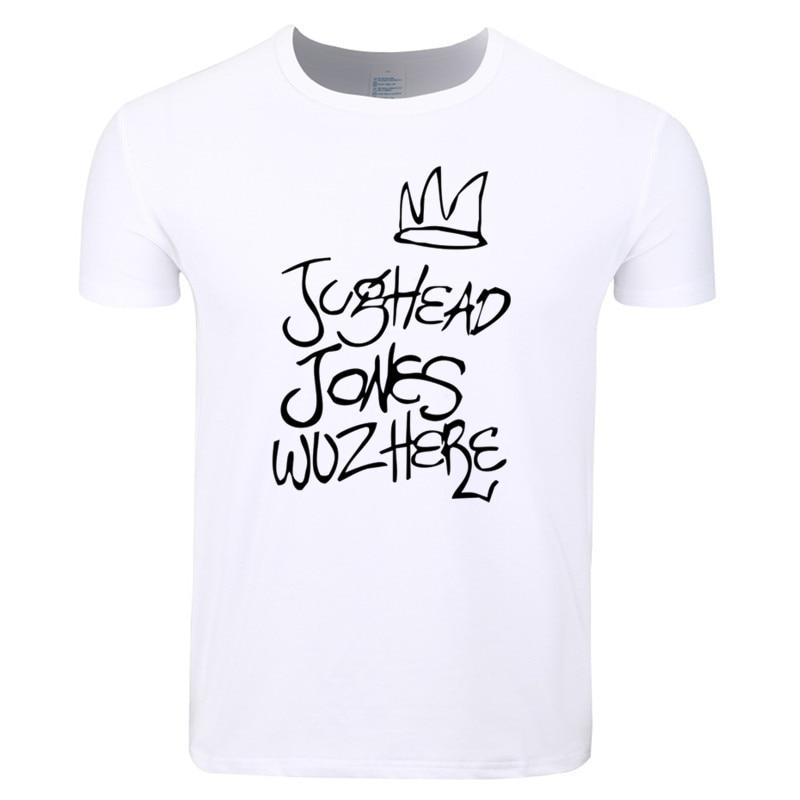 Asian Size Men And Women Print Riverdale Fashion T-shirt O-Neck Short Sleeve Summer Casual T-shirt Swag HCP4379