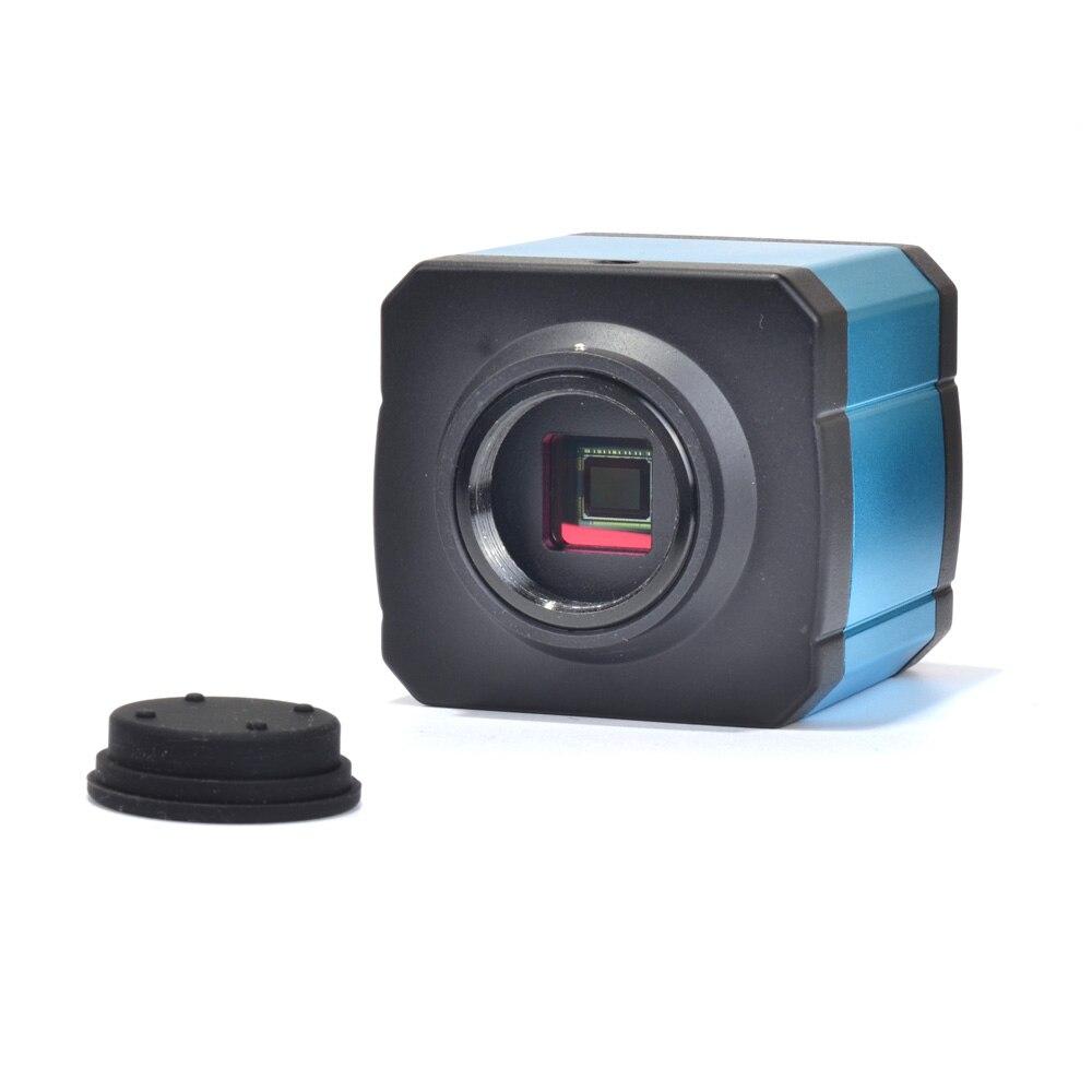 14MP HDMI 1080 p HD usb numérique L'industrie Vidéo Microscope D'inspection Caméra Ensemble TF Carte Vidéo Enregistreur pour mobile téléphone PCBrepair