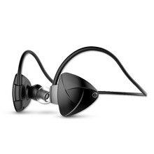 Sports Sem Fio Bluetooth 4. Headset Handsfree NFC Controle de Chamada de Voz Função Sweatproof fone de Ouvido Fone de Ouvido Auriculares para o Telefone Móvel