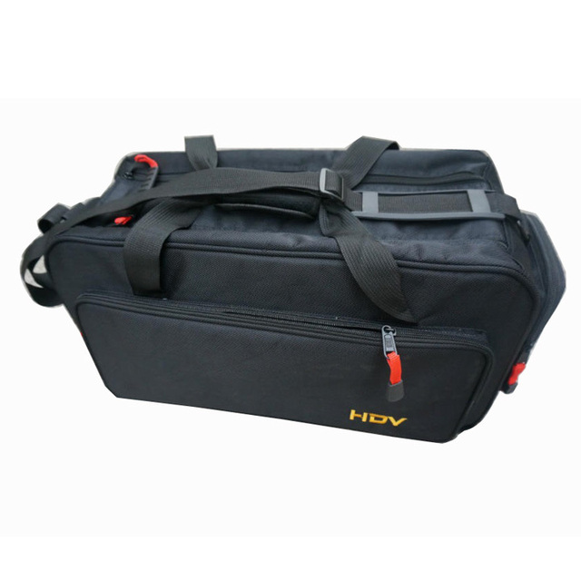 Free Shipping Black Professional Camcorder Bag Hd Video Camera Universial For Panasonic Sony Canon Jvc