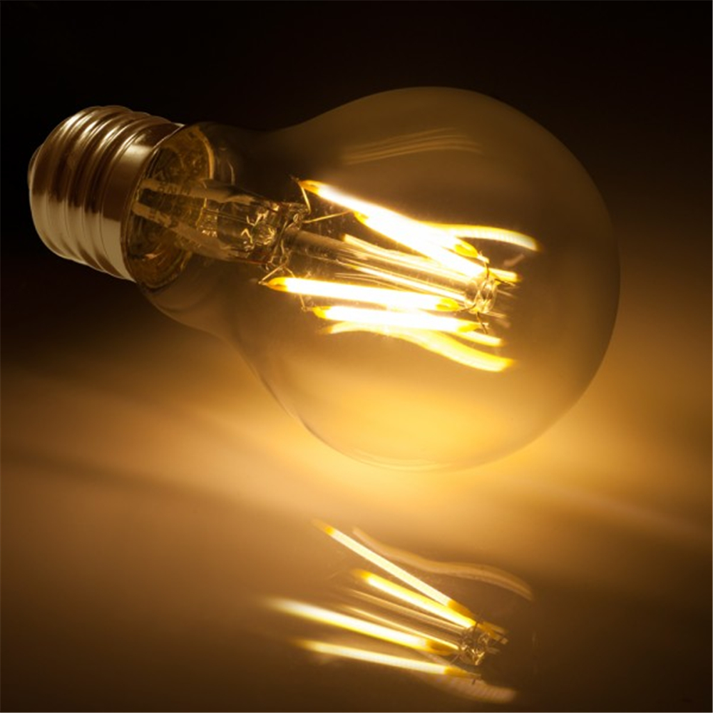 Diplomatic 10pcs Led Edison Bulb A60 C35 Led Filament Lamp 2w 4w 6w 8w E27 E14 Led Filament Lamp 220v Retro Candle Light Diversified In Packaging Led Bulbs & Tubes Light Bulbs